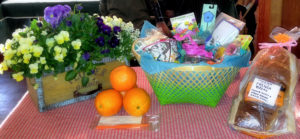 April Gift Basket